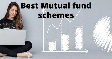 Best Mutual fund schemes