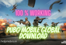 PUBG Mobile Global version APK and OBB download   100 % working